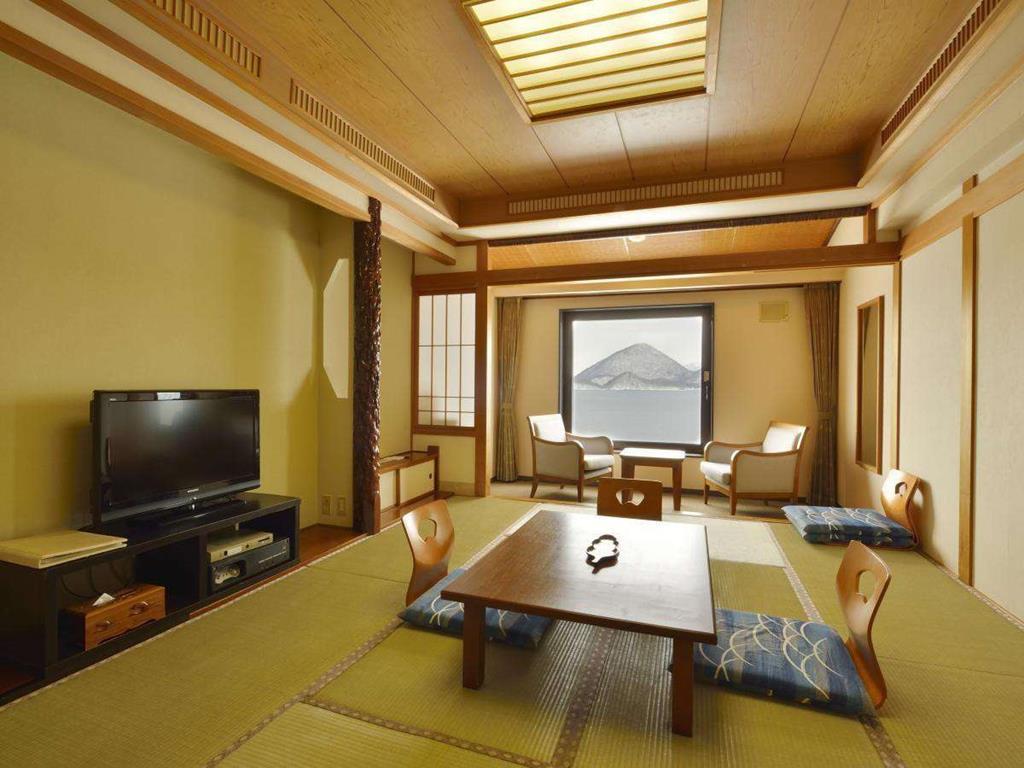 洞爺湖Sun Palace飯店一般和室