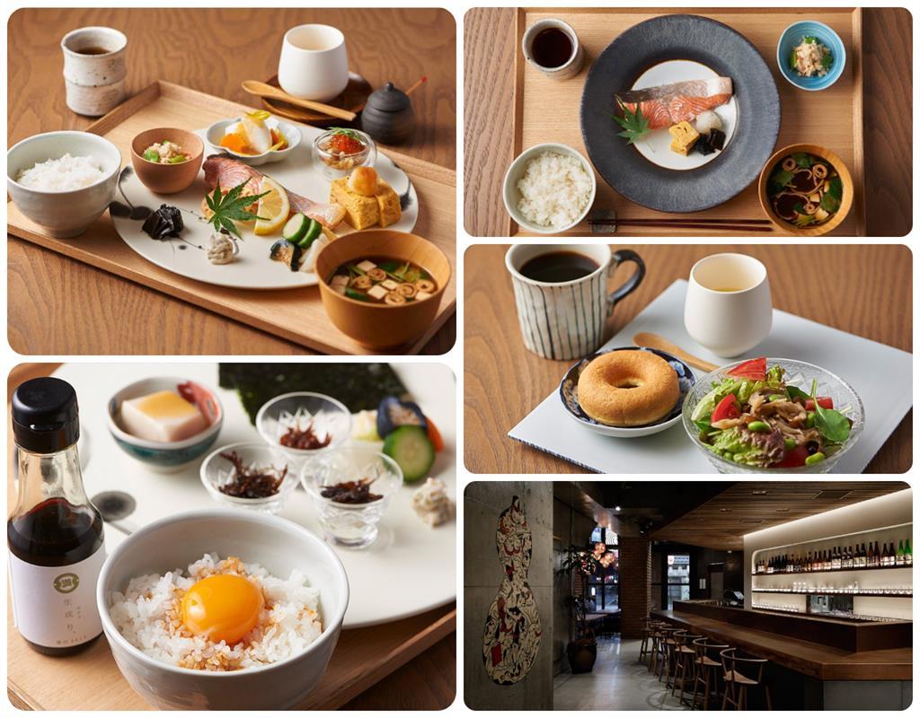 淺草WIRED HOTEL早餐