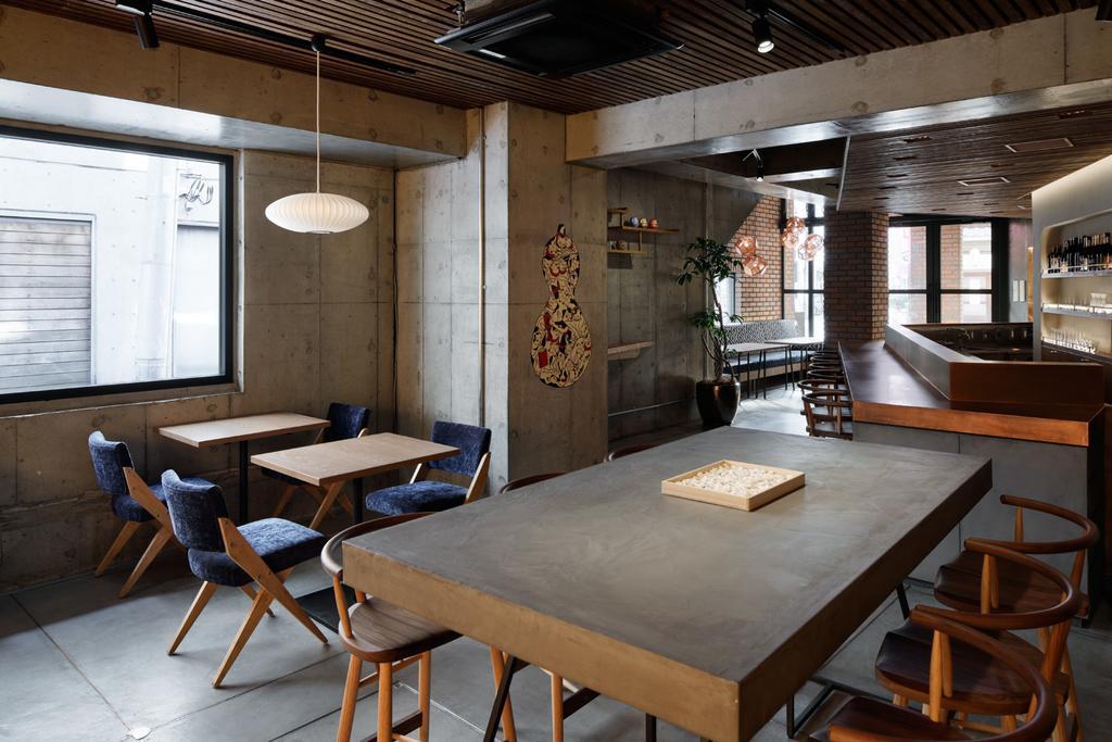 淺草飯店WIRED HOTEL一樓餐廳