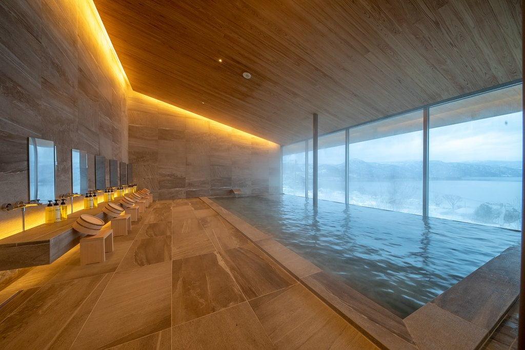 洞爺湖We HotelT oya飯店內風呂