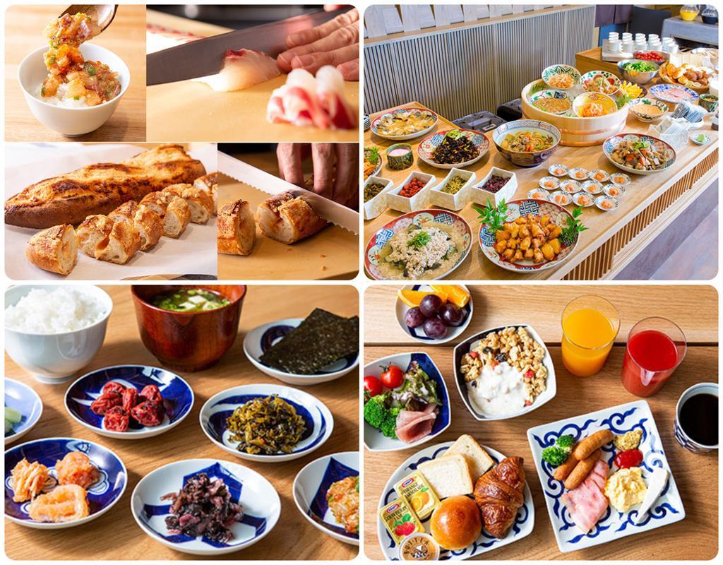 福岡祇園三井花園飯店早餐