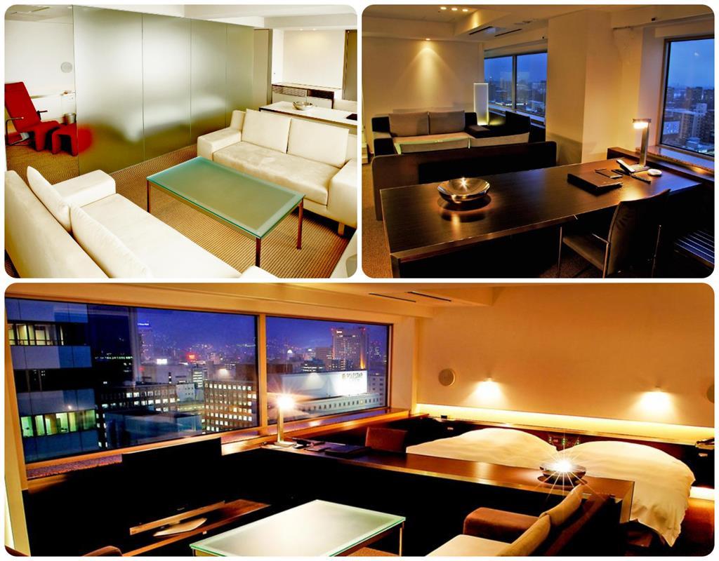 札幌世紀皇家飯店Exclusive房型