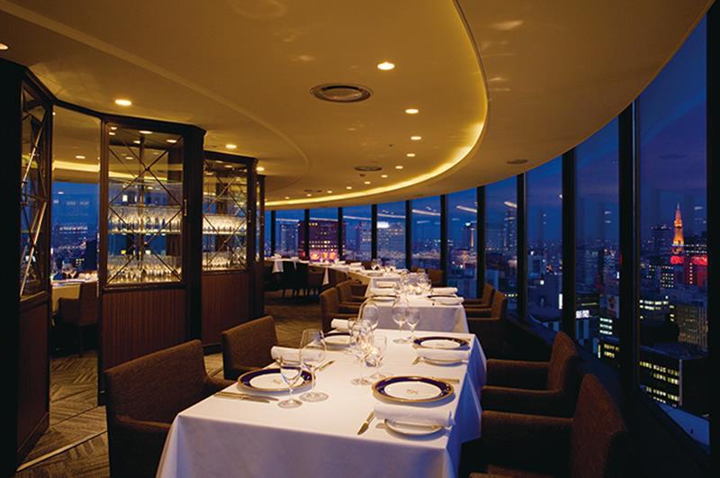 札幌世紀皇家飯店Sky Restaurant Rondo