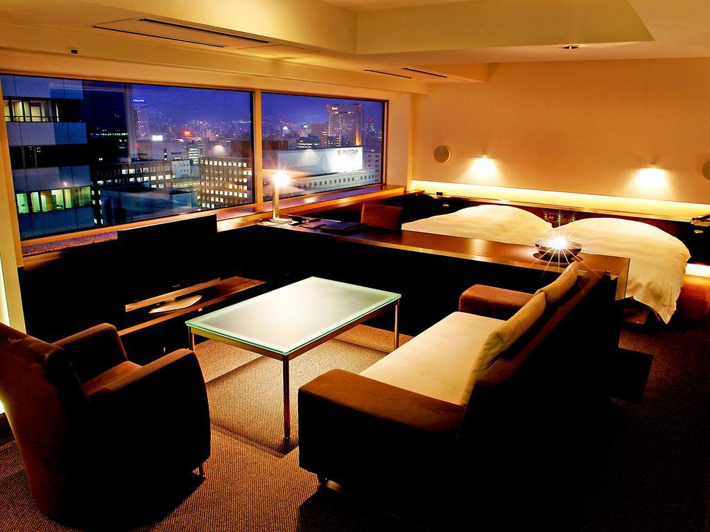 札幌世紀皇家飯店房間景觀