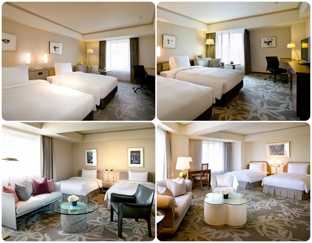 福岡日航飯店雙床房型