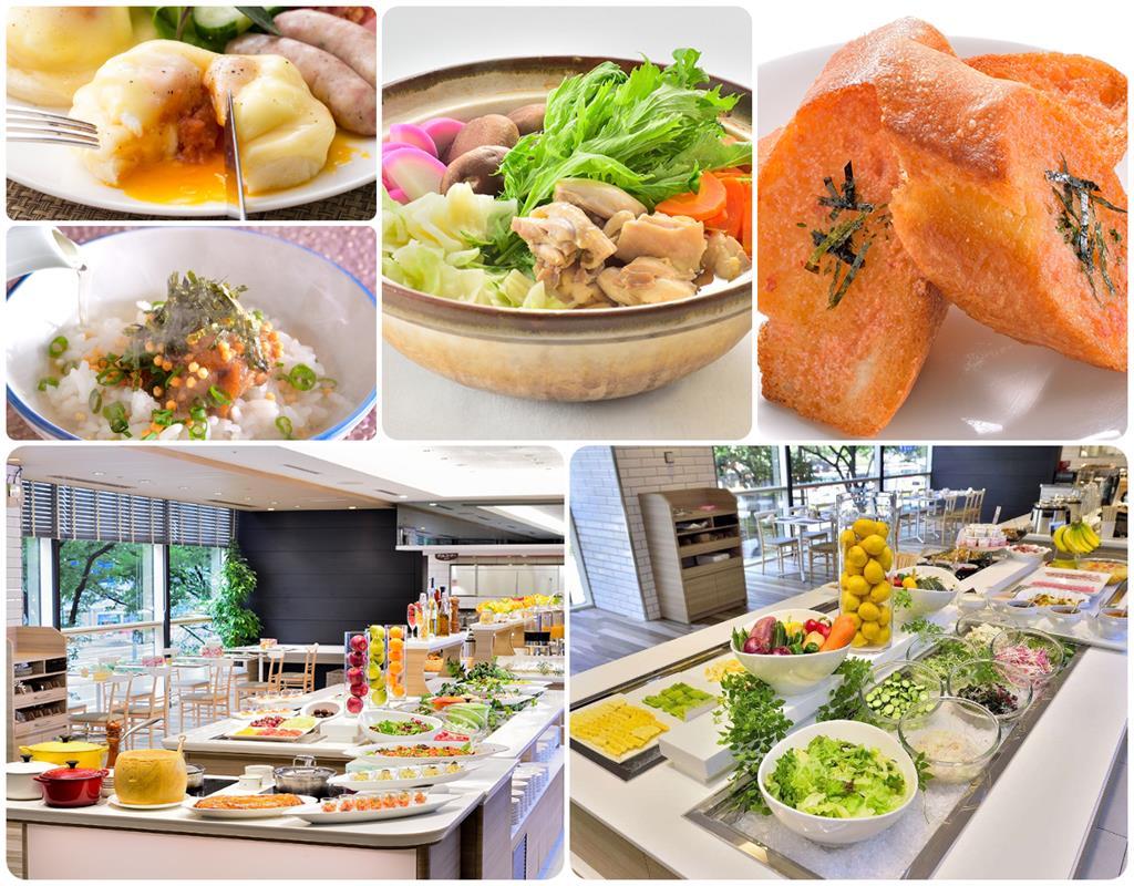 福岡日航飯店Buffet早餐