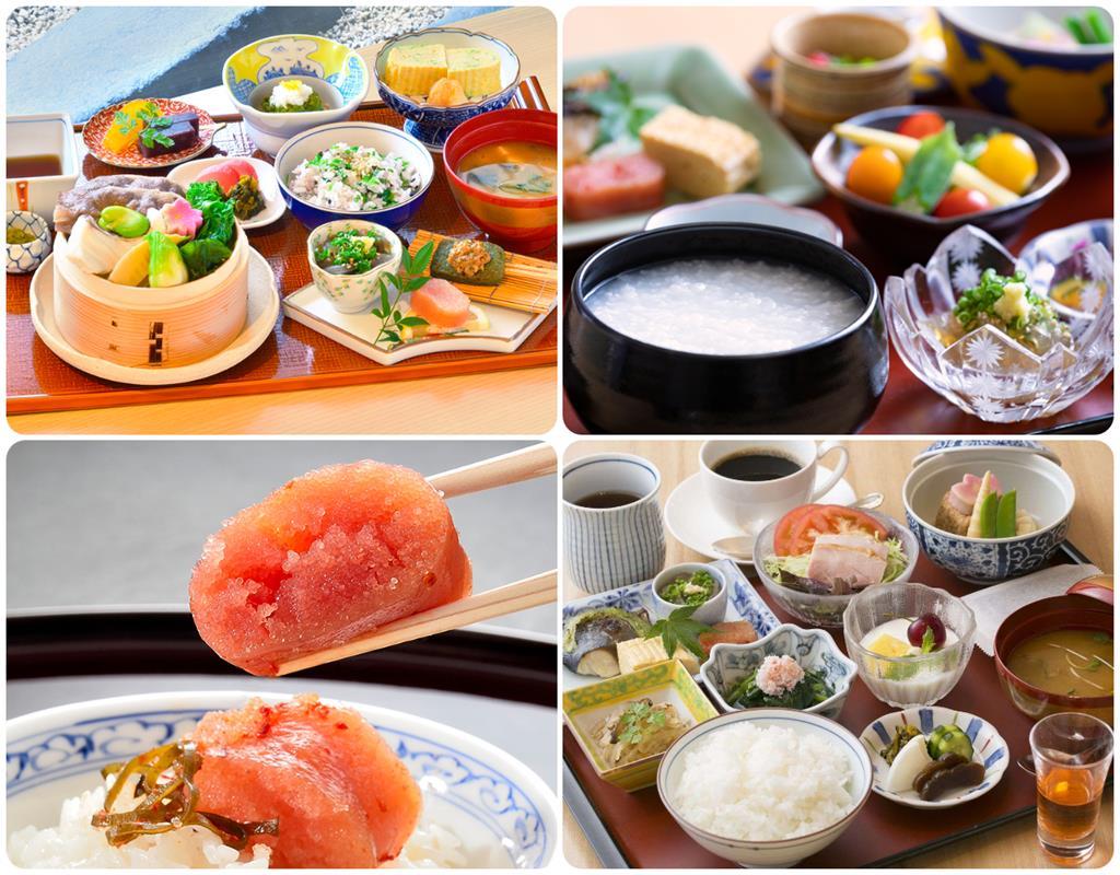 福岡日航飯店日式早餐