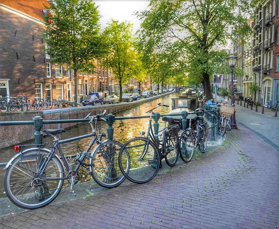 阿姆斯特丹約丹區(Jordaan)