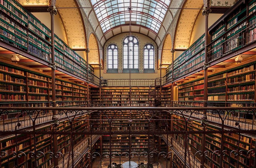 國家博物館Cuypers Library
