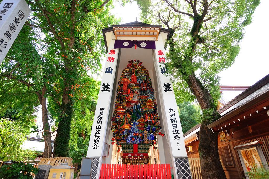 博多祇園祭山笠