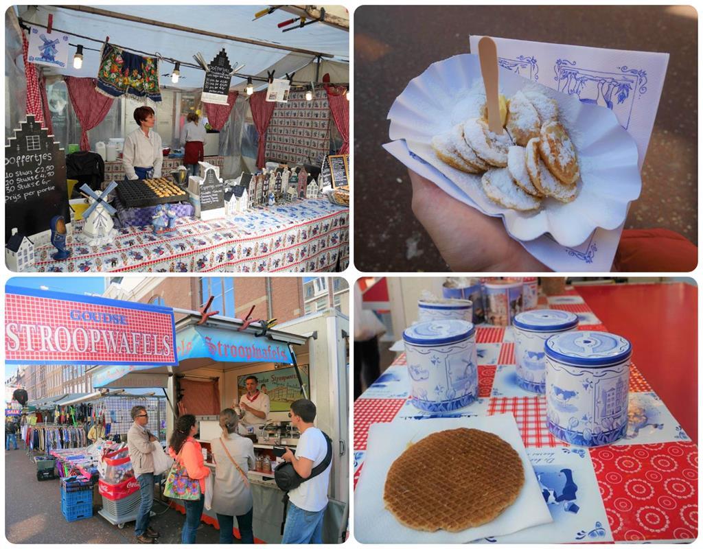 荷蘭傳統小吃甜點