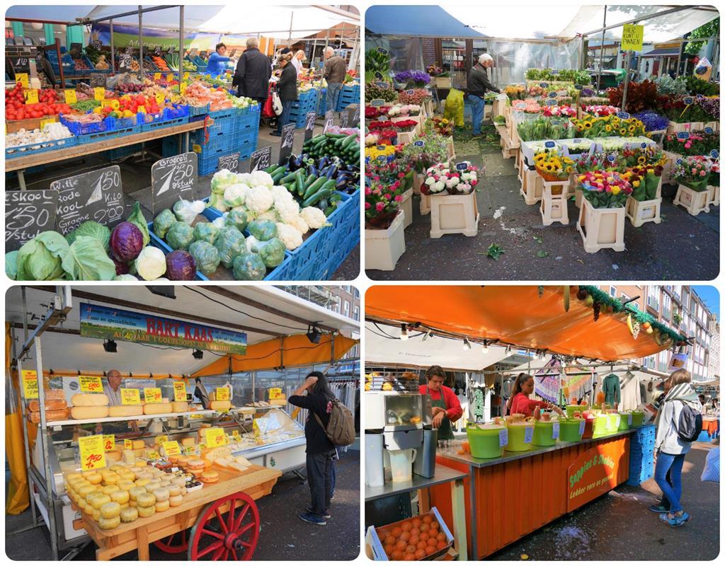 阿姆斯特丹景點Albert Cuyp Market