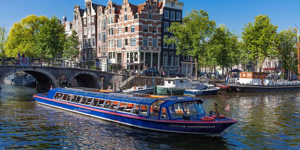 阿姆斯特丹自由行運河遊船