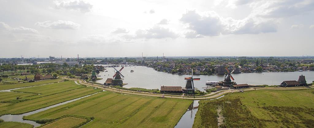 贊瑟斯漢斯風車村(Zaanse Schans)