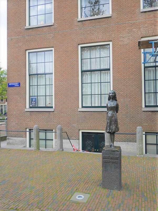 阿姆斯特丹景點安妮之家(Anne Frank House)