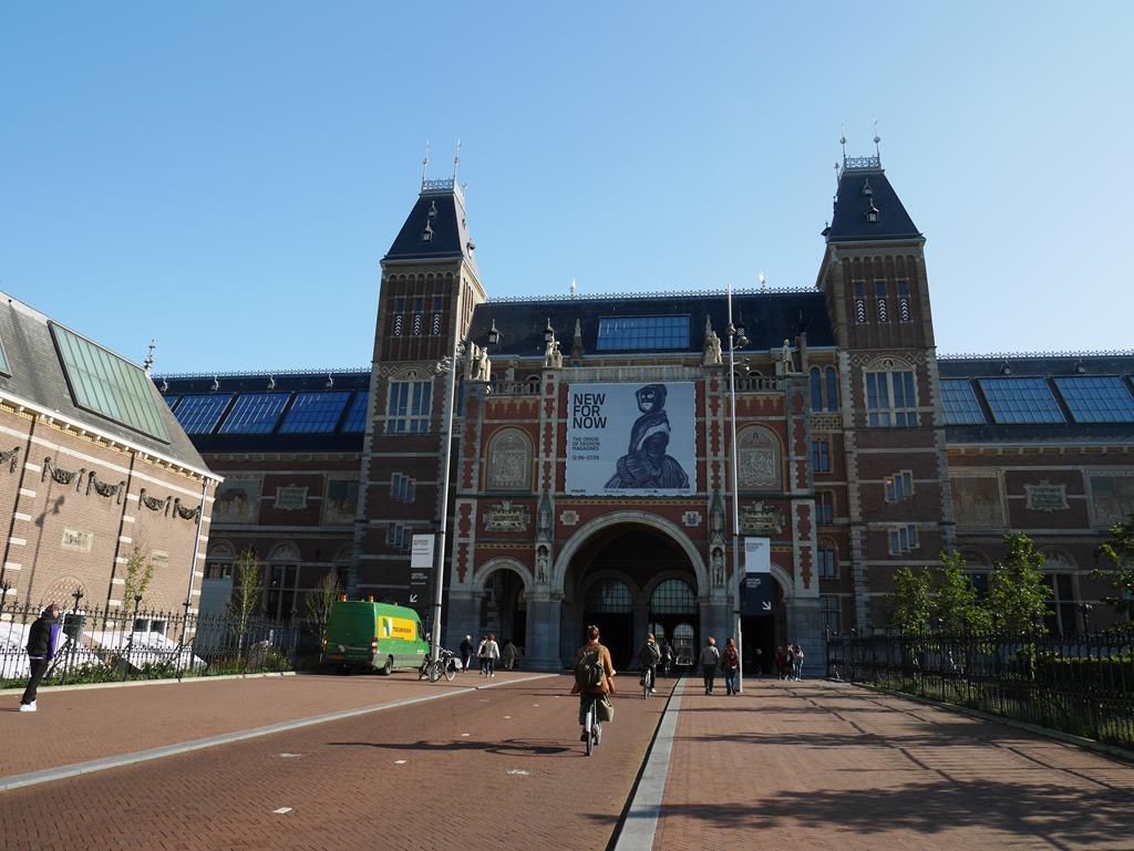 阿姆斯特丹國家博物館(Rijksmuseum)