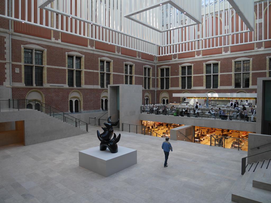 阿姆斯特丹國家博物館(Rijksmuseum)大廳