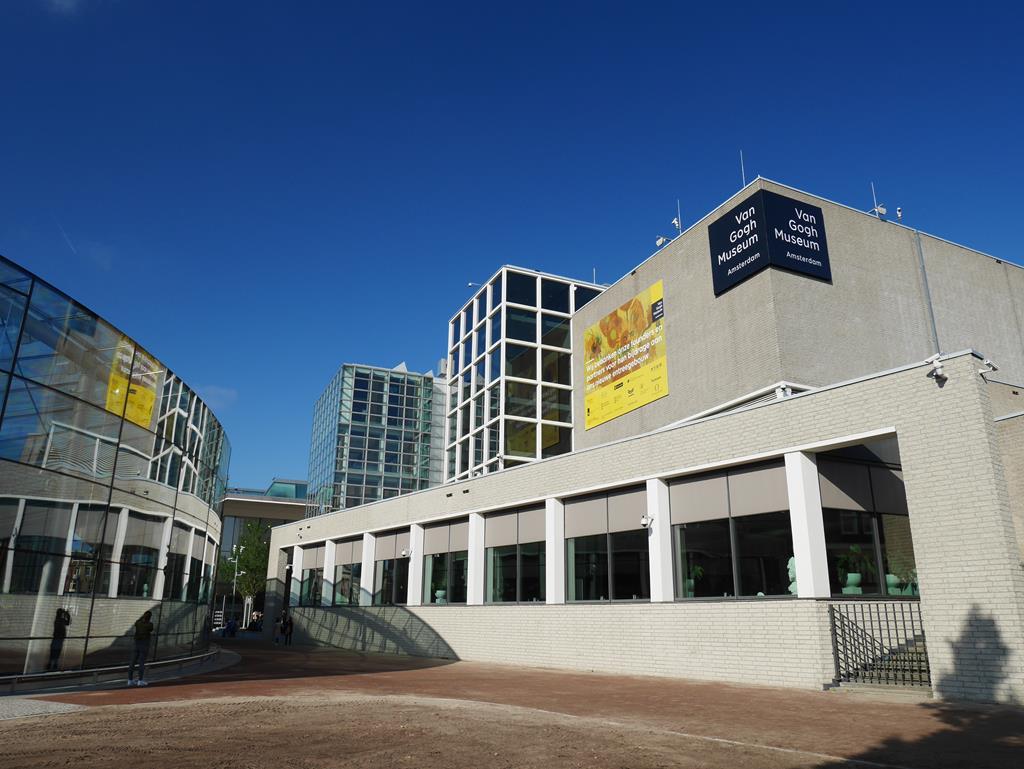 梵谷博物館(Van Gogh Museum)