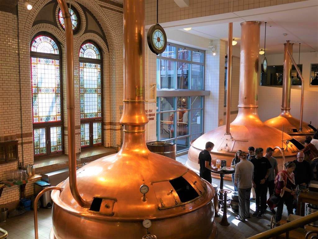 阿姆斯特丹景點海尼根啤酒博物館(Heineken Experience)