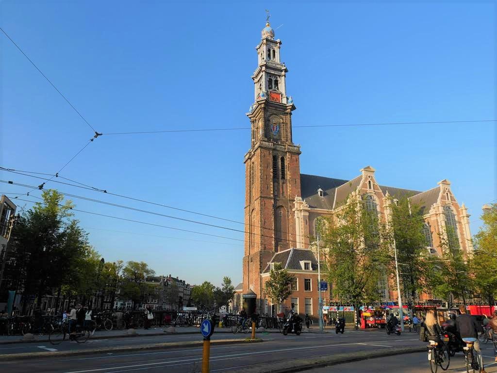 阿姆斯特丹自由行約丹區(Jordaan)
