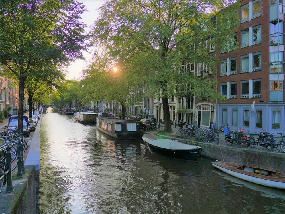 阿姆斯特丹景點約丹區(Jordaan)