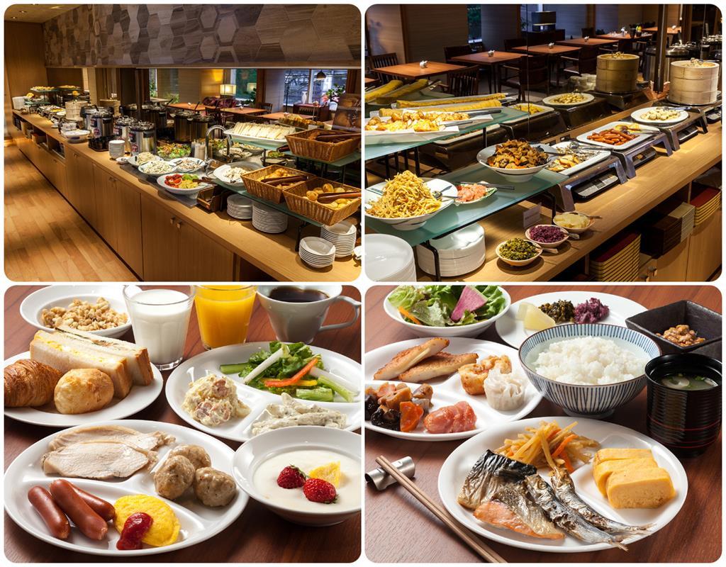 博多西鐵Croom飯店Buffet早餐