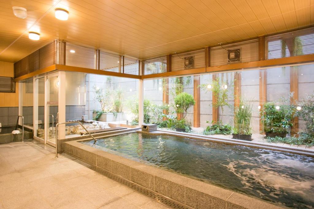 博多西鐵Croom飯店大浴場