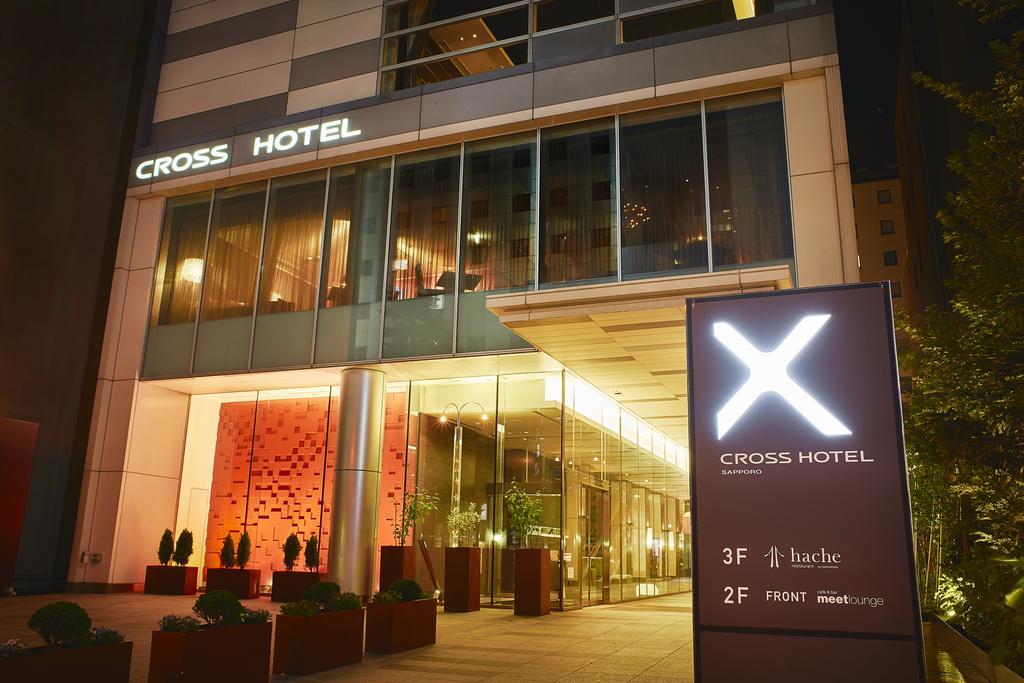 札幌住宿Cross Hotel