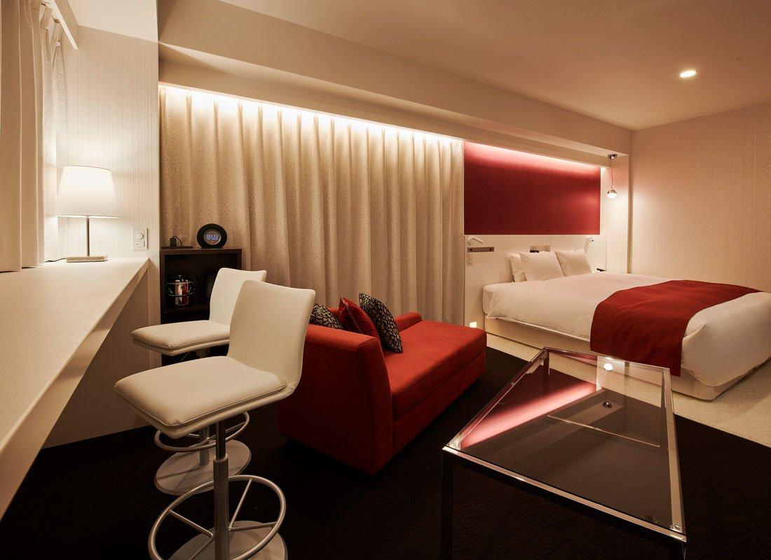札幌Cross Hotel 行政雙人床房HIP style