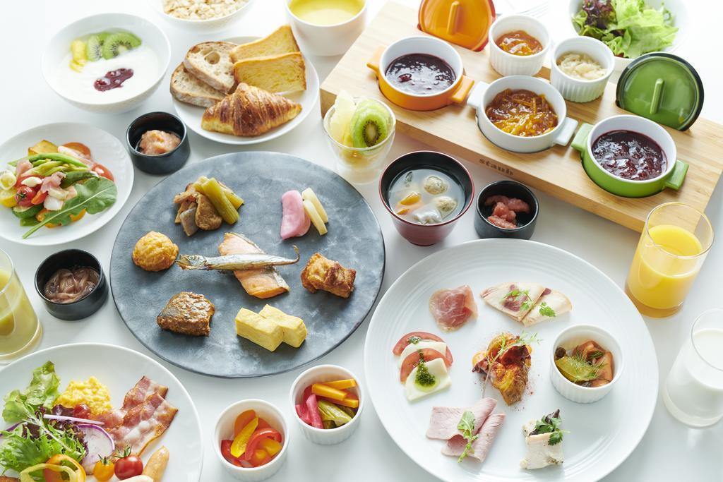 札幌Cross Hotel早餐