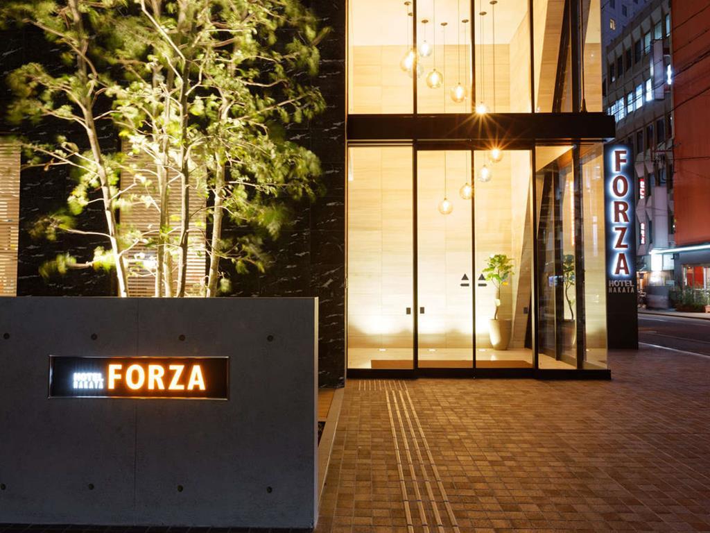 福岡住宿推薦Forza飯店博多口店