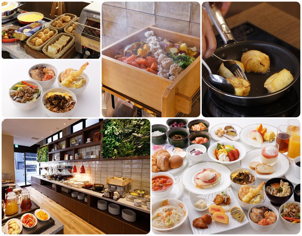 福岡Forza飯店博多口店早餐