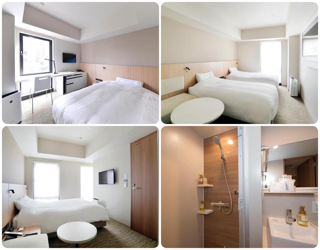 JR Inn札幌站南口店房型