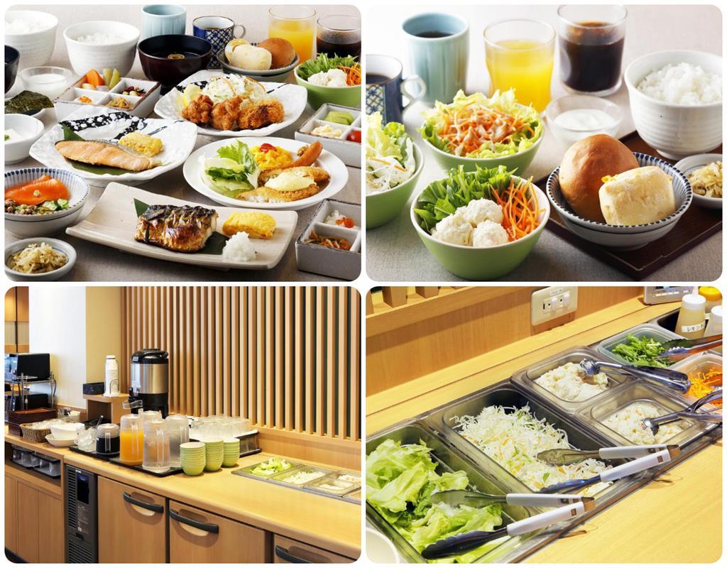 JR Inn札幌站南口店早餐