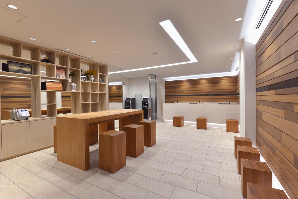 JR Inn札幌站南口店大廳