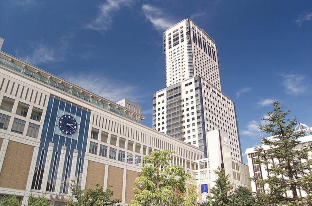 札幌住宿JR Tower日航飯店