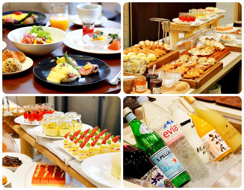 札幌JR Tower日航飯店半自助式早餐