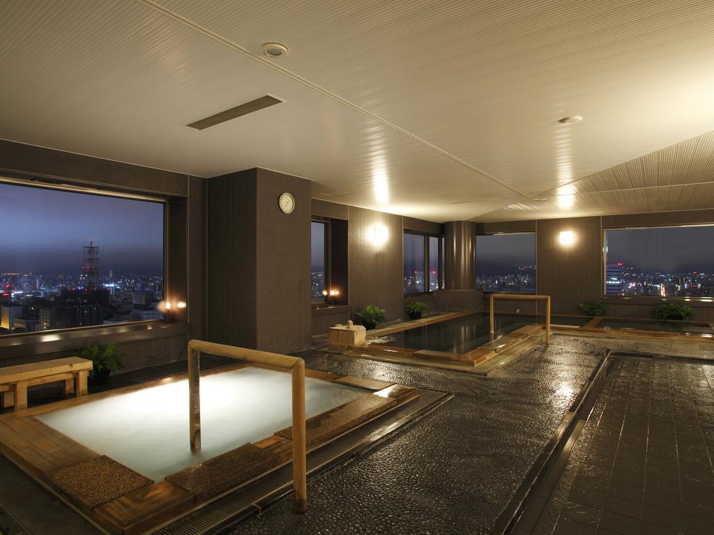 札幌飯店JR Tower日航男湯大浴場