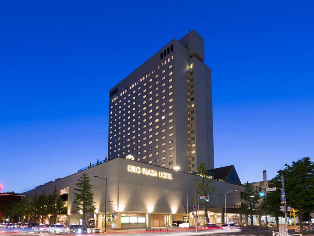 札幌住宿京王廣場飯店