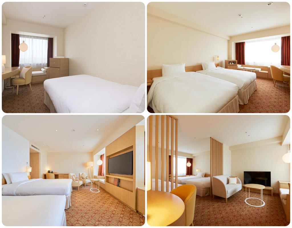 札幌京王廣場飯店Comfort房型