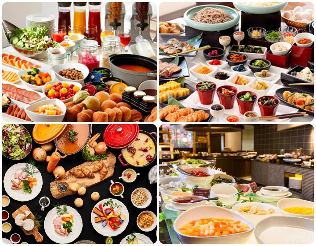 札幌京王廣場飯店早餐
