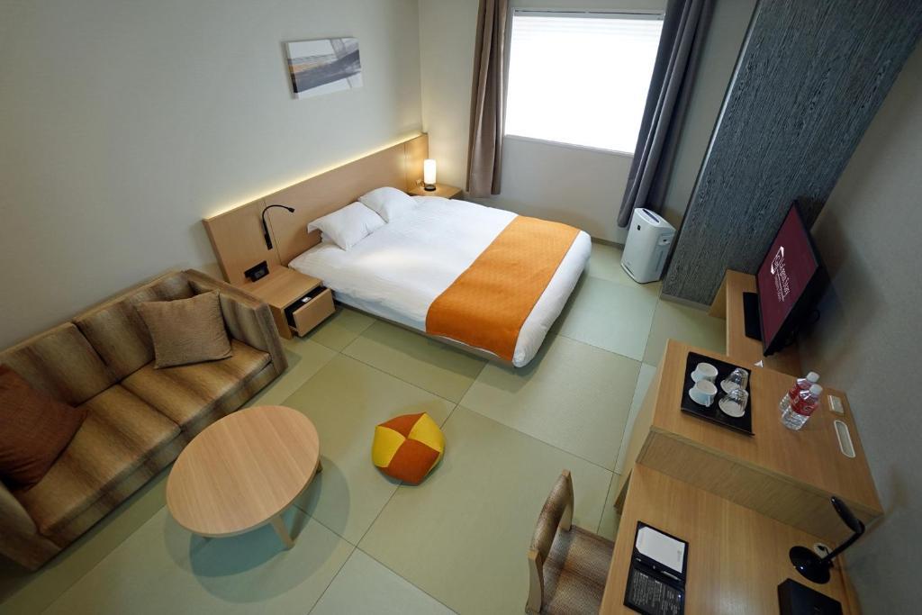 札幌La'gent stay 飯店Japanese style雙人床房