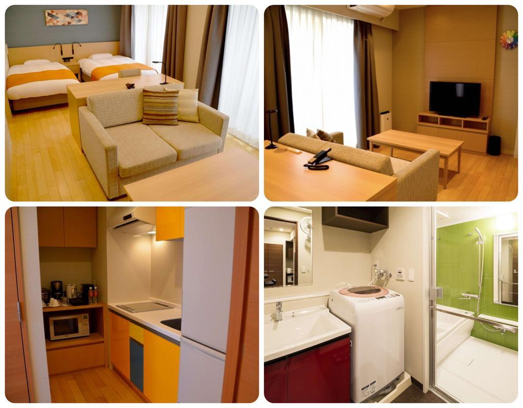 札幌La'gent stay 飯店Residential房
