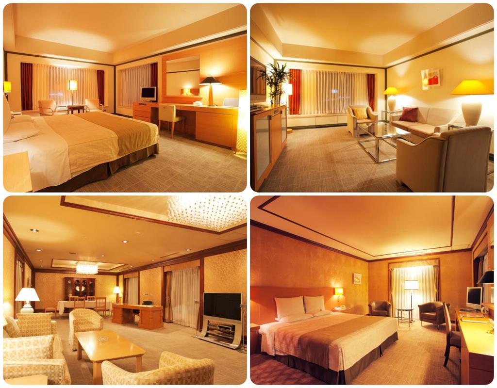 札幌大倉飯店高樓層套房