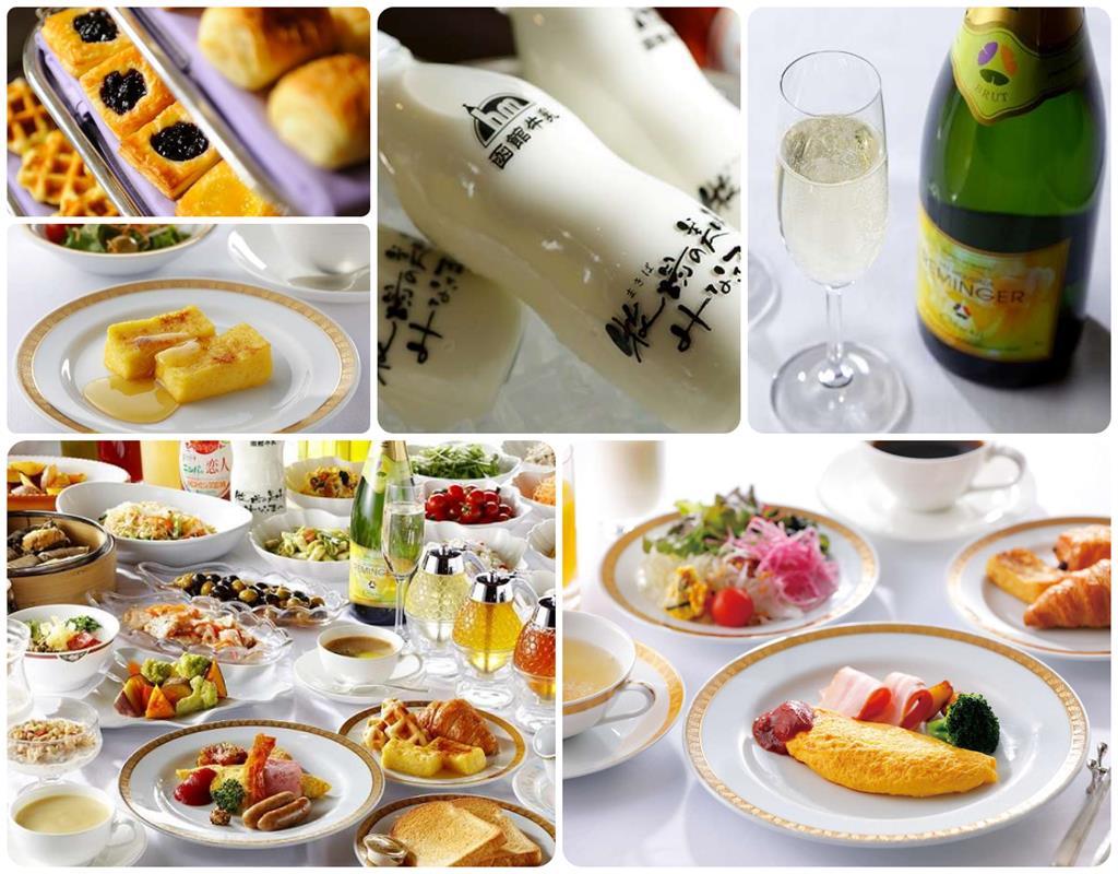 札幌大倉飯店早餐