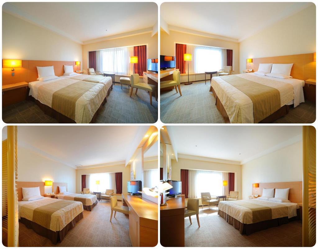 札幌大倉飯店標準房及Special房型