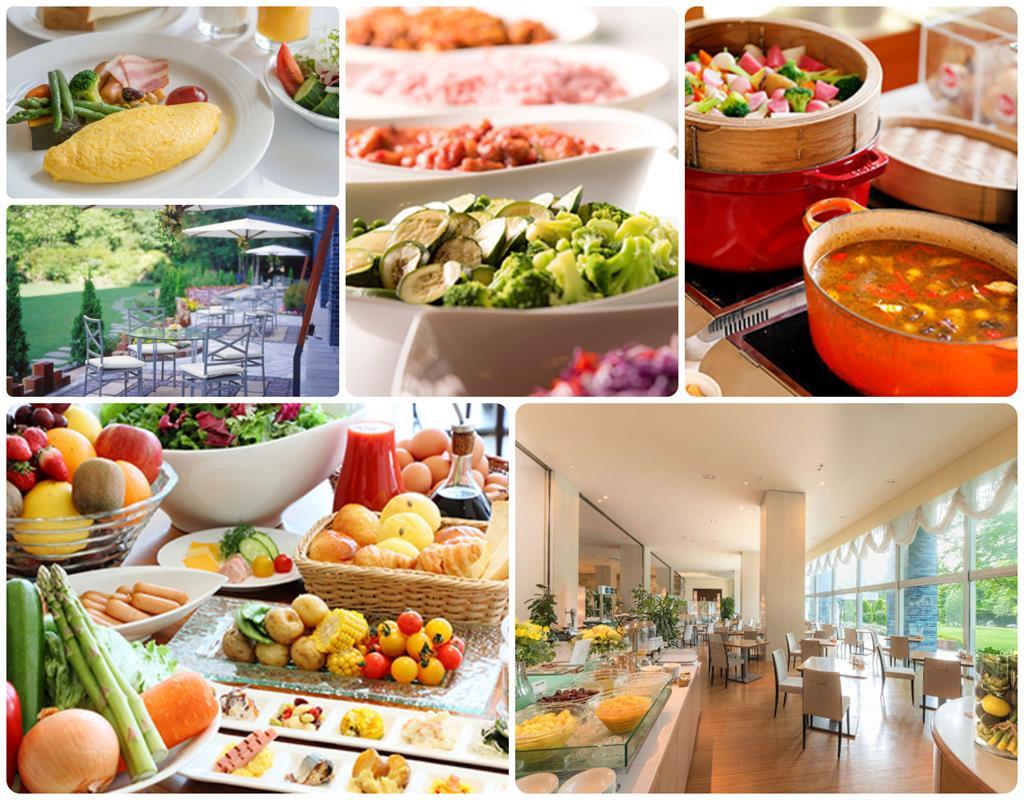 札幌公園飯店Buffet早餐