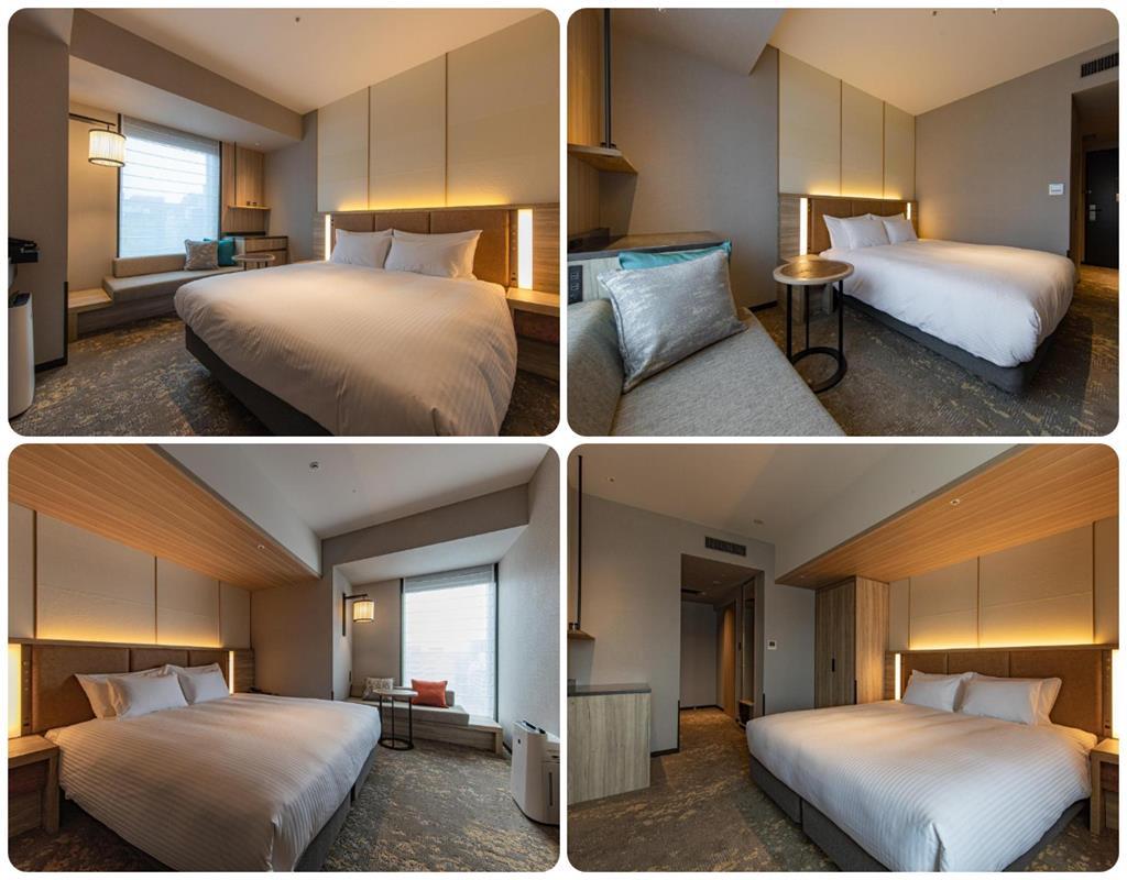 THE BLOSSOM HAKATA Premier雙人床房型