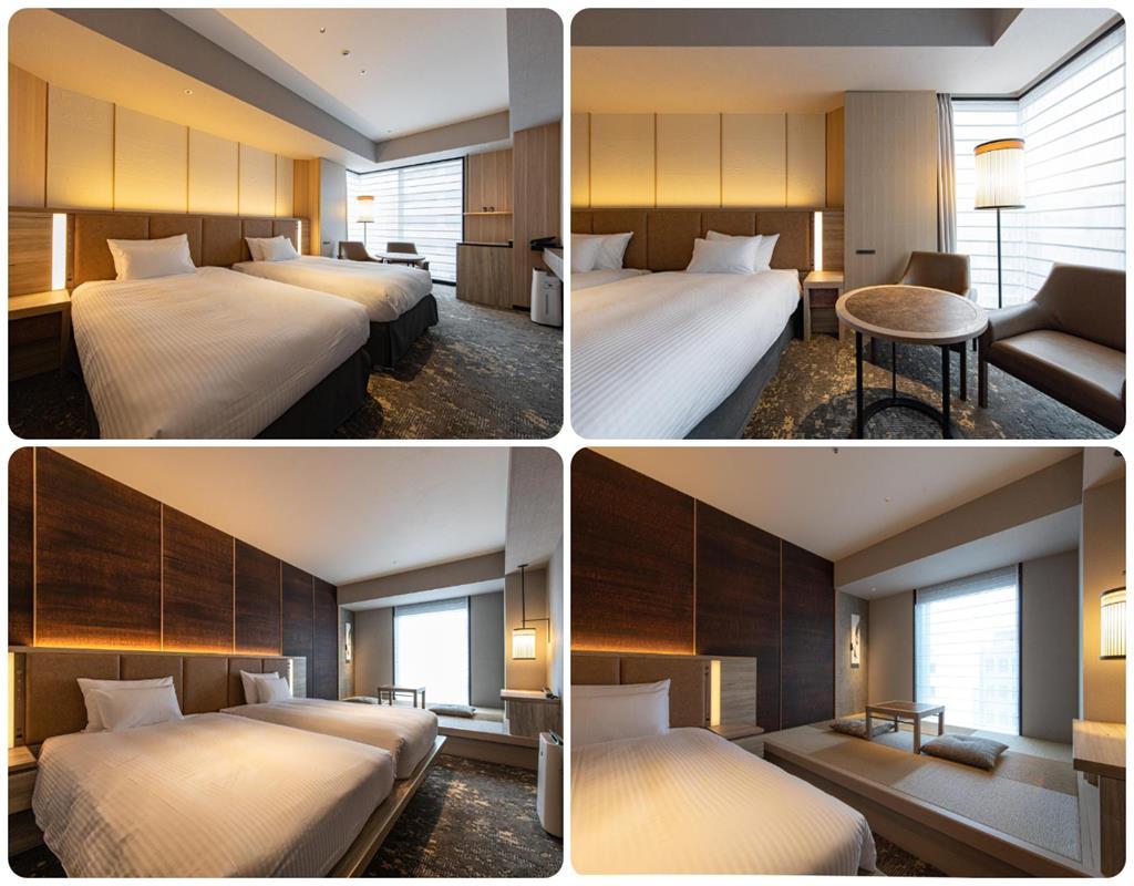 THE BLOSSOM HAKATA Premier雙床房