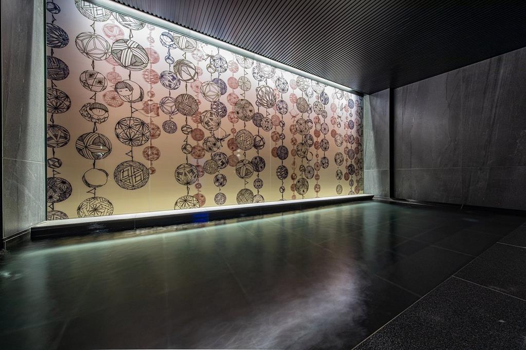 THE BLOSSOM HAKATA Premier女湯大浴場